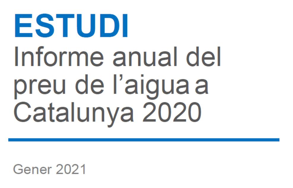 La tarifa de agua y alcantarillado de Mont-roig del Camp es un 29% inferior a la media catalana